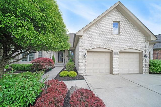 12805 Plum Creek Boulevard, Carmel, IN 46033 (MLS #21636969) :: The Indy Property Source