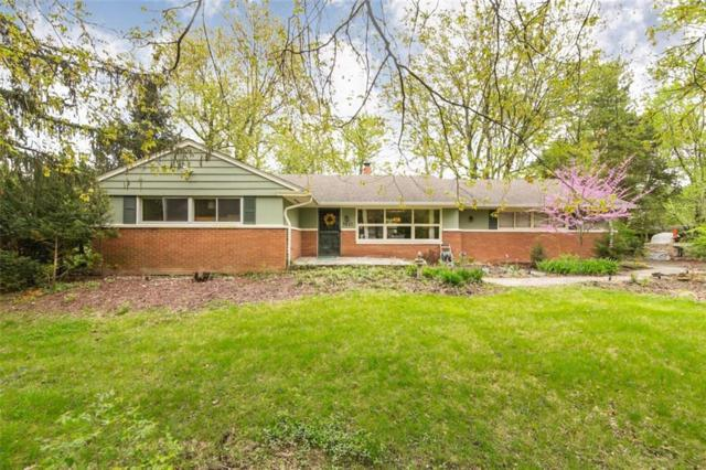 4025 Rommel Drive, Indianapolis, IN 46228 (MLS #21636970) :: AR/haus Group Realty