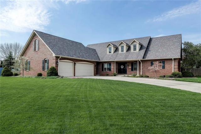 2329 Hillcrest Avenue, Anderson, IN 46011 (MLS #21636984) :: David Brenton's Team