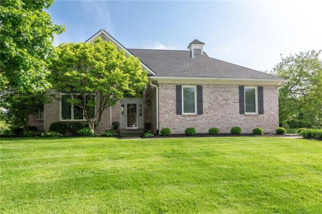 12435 Hyacinth Drive, Fishers, IN 46037 (MLS #21636986) :: The Indy Property Source