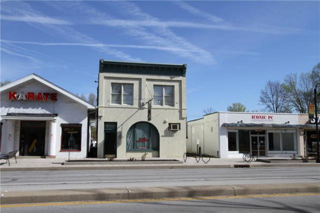 11810 E Washington Street, Indianapolis, IN 46229 (MLS #21636994) :: The Indy Property Source