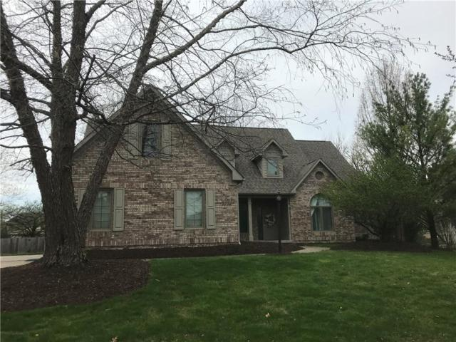 10012 Bahamas Court, Fishers, IN 46037 (MLS #21637026) :: Richwine Elite Group
