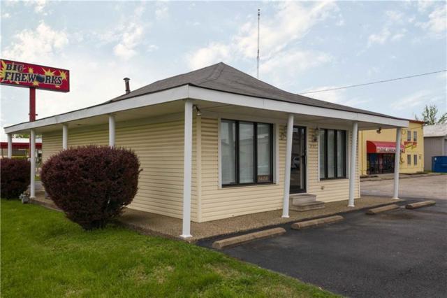 1409 Cedar Street, Clarksville, IN 47129 (MLS #21637037) :: The Indy Property Source