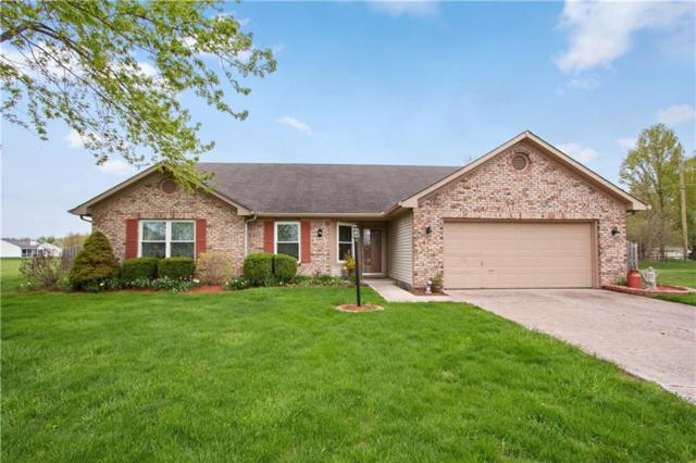 6643 Crossbridge Drive, Noblesville, IN 46062 (MLS #21637041) :: AR/haus Group Realty