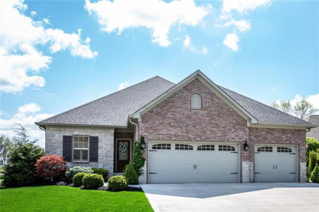 4495 Nottinghill Drive, Avon, IN 46123 (MLS #21637064) :: AR/haus Group Realty