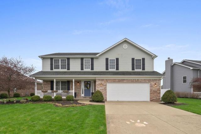 9505 W Thurston Court, Yorktown, IN 47396 (MLS #21637102) :: The ORR Home Selling Team