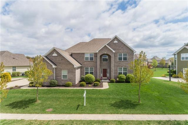 5877 Daw Street, Noblesville, IN 46062 (MLS #21637271) :: Richwine Elite Group