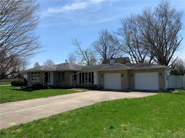 13901 W Daleville Road, Daleville, IN 47334 (MLS #21637286) :: The ORR Home Selling Team