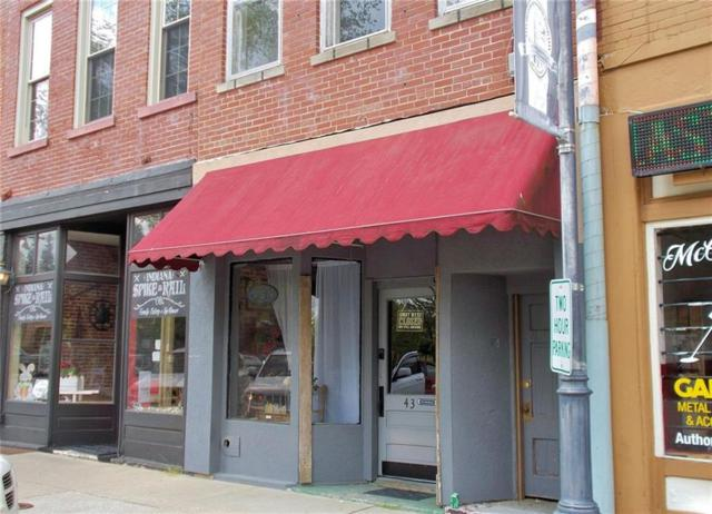 41 & 43 N Pike Street, Vernon, IN 47282 (MLS #21637296) :: The Indy Property Source