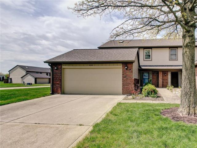 5424 Bay Harbor Drive, Indianapolis, IN 46254 (MLS #21637298) :: The Indy Property Source