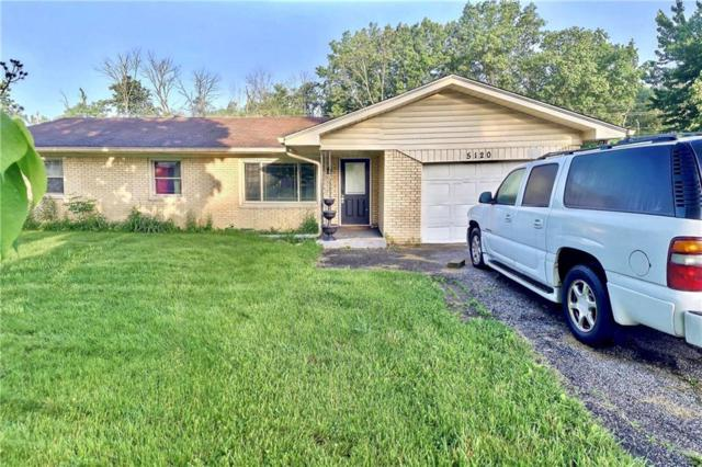 5120 S Bancroft Street, Indianapolis, IN 46237 (MLS #21637299) :: The Evelo Team