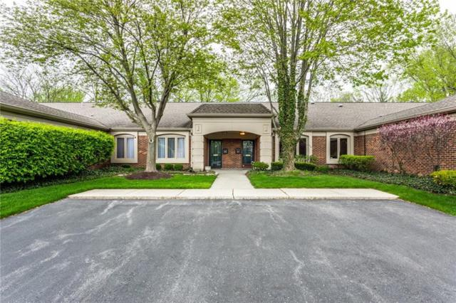 8503 Bent Tree Court, Indianapolis, IN 46260 (MLS #21637436) :: The Indy Property Source
