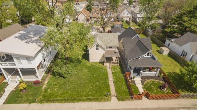 1616 Spann Avenue, Indianapolis, IN 46203 (MLS #21637449) :: HergGroup Indianapolis