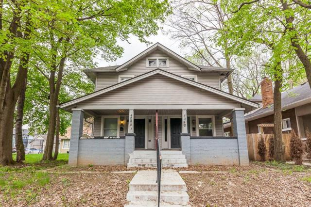 4040 N College Avenue, Indianapolis, IN 46205 (MLS #21637481) :: Mike Price Realty Team - RE/MAX Centerstone