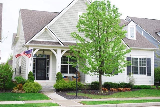 6241 Newark Drive, Noblesville, IN 46062 (MLS #21637493) :: AR/haus Group Realty