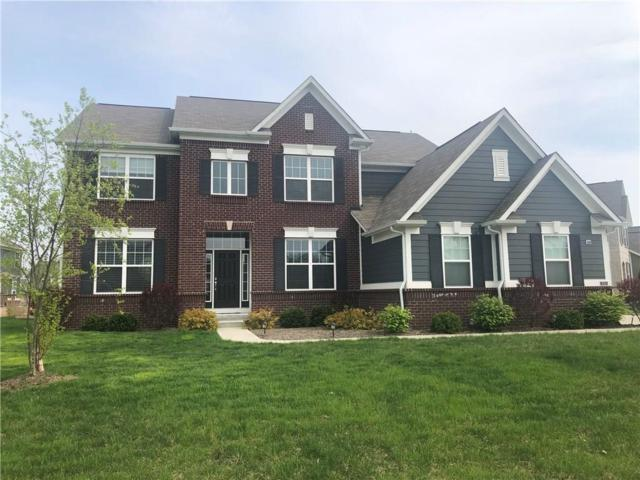 2303 Chandler Way, Greenwood, IN 46143 (MLS #21637518) :: The Star Team | RE/MAX Realty Group
