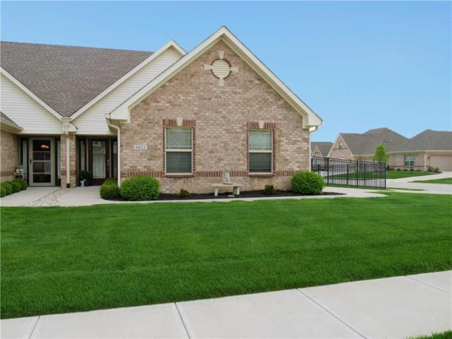 5422 Buckingham Lane, Plainfield, IN 46168 (MLS #21637525) :: The Indy Property Source