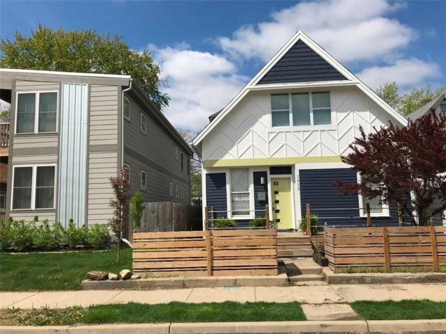 1818 Lexington Avenue, Indianapolis, IN 46203 (MLS #21637526) :: AR/haus Group Realty