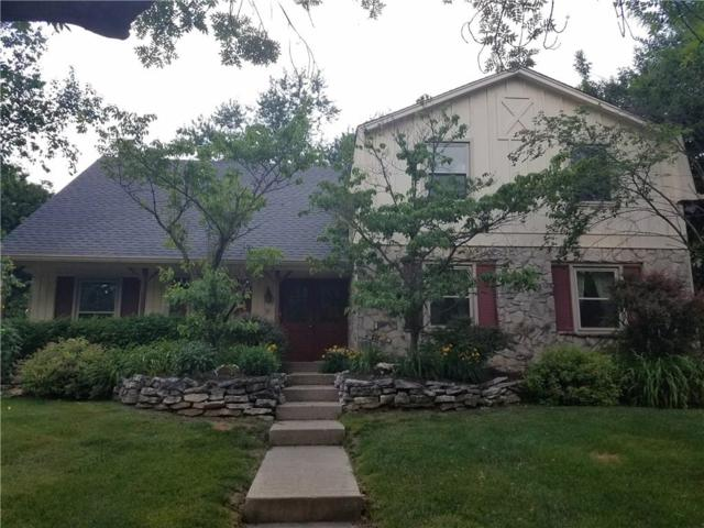 8950 Sourwood Court, Indianapolis, IN 46260 (MLS #21637575) :: Mike Price Realty Team - RE/MAX Centerstone