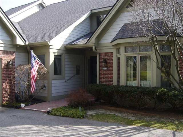 9261 Spring Lakes Drive #54, Indianapolis, IN 46260 (MLS #21637611) :: The Indy Property Source