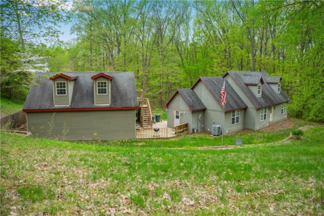 4510 E Ridge Road, Martinsville, IN 46151 (MLS #21637625) :: AR/haus Group Realty