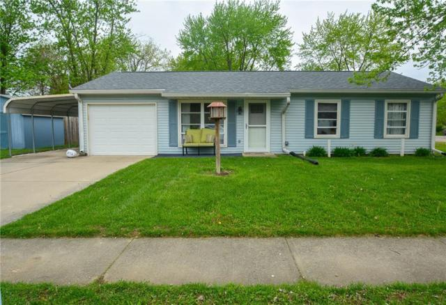 5412 Wagon Wheel Trail, Indianapolis, IN 46237 (MLS #21637676) :: Mike Price Realty Team - RE/MAX Centerstone