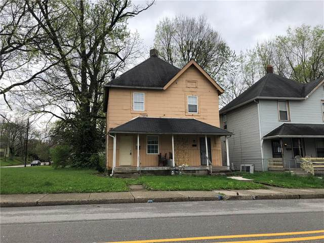 1855 Brookside Avenue, Indianapolis, IN 46201 (MLS #21637692) :: AR/haus Group Realty