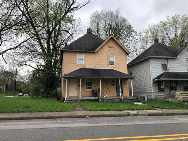 1855 Brookside Avenue, Indianapolis, IN 46201 (MLS #21637692) :: Anthony Robinson & AMR Real Estate Group LLC
