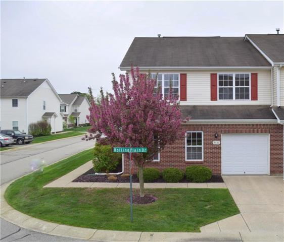 9731 Rolling Plain Drive, Noblesville, IN 46060 (MLS #21637712) :: The Indy Property Source