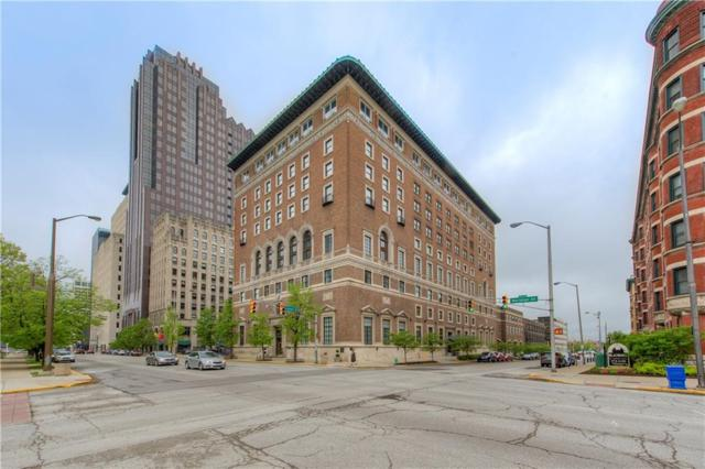 350 N Meridian Street #507, Indianapolis, IN 46204 (MLS #21637756) :: AR/haus Group Realty