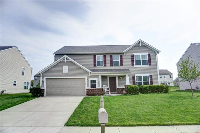5379 Misthaven Lane, Greenwood, IN 46143 (MLS #21637774) :: AR/haus Group Realty