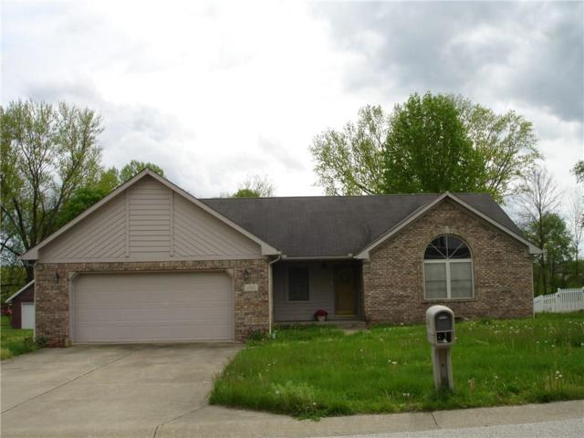 554 W Thornridge Way, Spencer, IN 47460 (MLS #21637794) :: Mike Price Realty Team - RE/MAX Centerstone