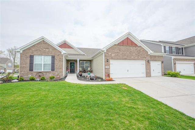 15084 Gallop Lane, Fishers, IN 46040 (MLS #21637820) :: Mike Price Realty Team - RE/MAX Centerstone