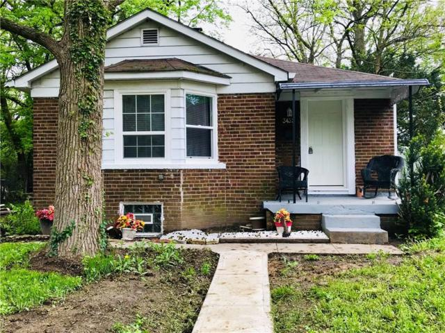 3432 N Denny Street, Indianapolis, IN 46218 (MLS #21637829) :: AR/haus Group Realty