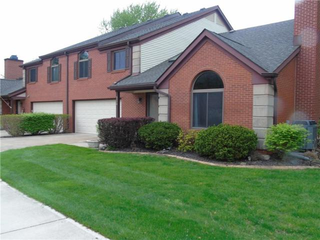 9276 Golden Oaks W, Indianapolis, IN 46260 (MLS #21637867) :: The Indy Property Source