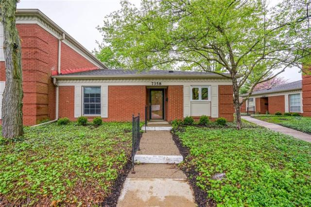 7358 Lions Head Drive 19-4, Indianapolis, IN 46260 (MLS #21637896) :: The Indy Property Source