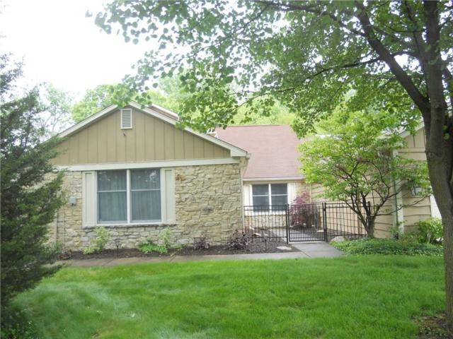 3520 E 75th Place, Indianapolis, IN 46240 (MLS #21637901) :: The Indy Property Source