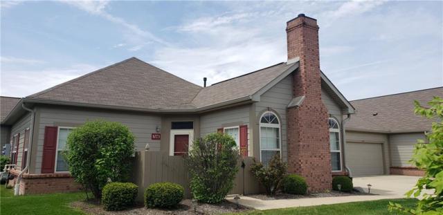 1073 Laurelwood Lane, Greenwood, IN 46142 (MLS #21637962) :: The Star Team | RE/MAX Realty Group
