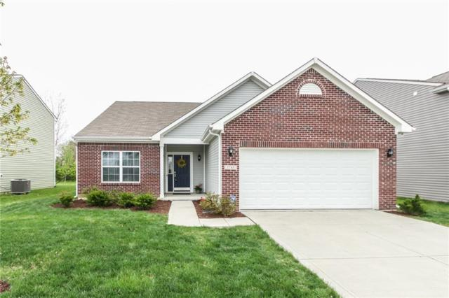5745 High Grass Lane, Indianapolis, IN 46235 (MLS #21637984) :: Mike Price Realty Team - RE/MAX Centerstone
