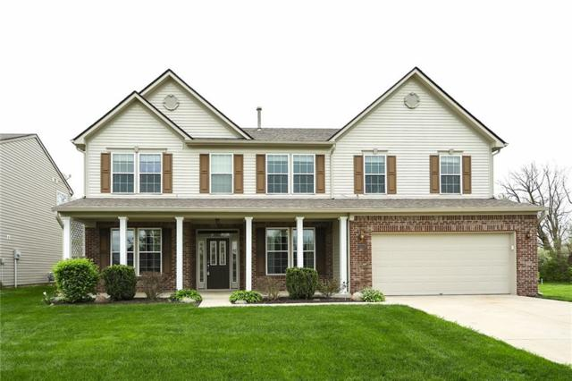 15832 Symphony Boulevard, Noblesville, IN 46060 (MLS #21638027) :: The Evelo Team