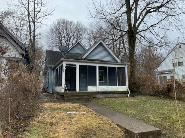 1129 W 34th Street, Indianapolis, IN 46208 (MLS #21638039) :: Richwine Elite Group