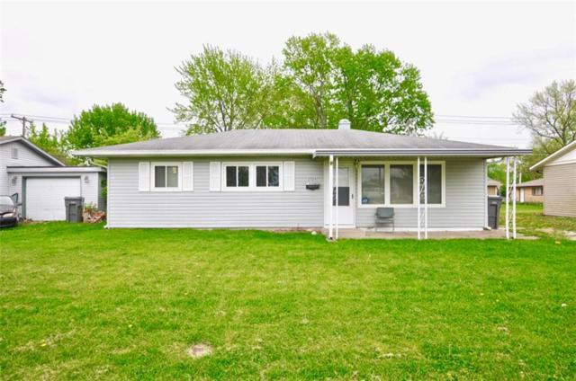 2725 Falcon Drive, Indianapolis, IN 46222 (MLS #21638084) :: The Indy Property Source