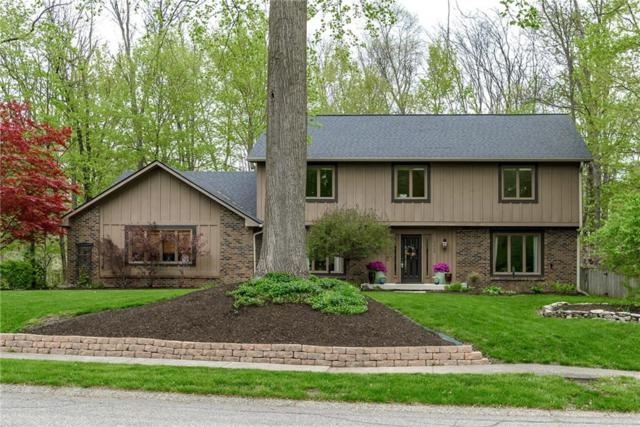 3366 Eden Hollow Place, Carmel, IN 46033 (MLS #21638090) :: AR/haus Group Realty