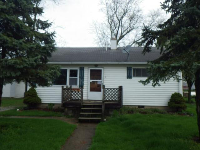 514 W Grant Street, Hartford City, IN 47348 (MLS #21638092) :: The ORR Home Selling Team