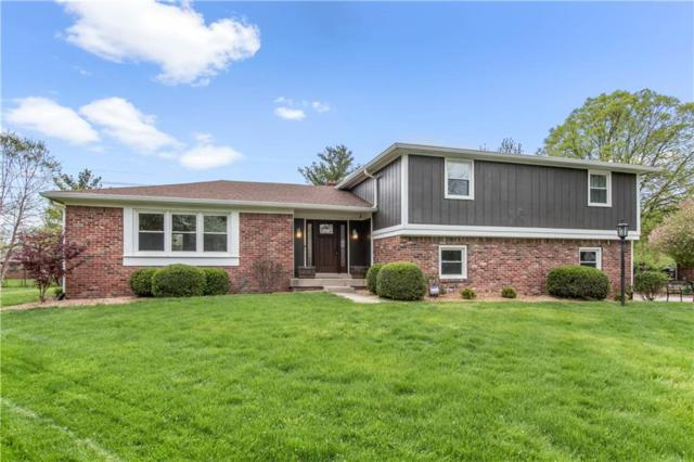 9042 Ironwood Court, Indianapolis, IN 46260 (MLS #21638156) :: Mike Price Realty Team - RE/MAX Centerstone