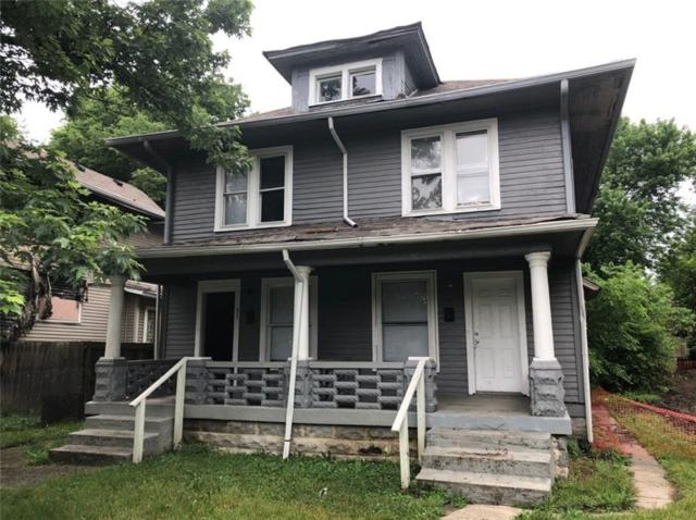 622 Udell Street, Indianapolis, IN 46208 (MLS #21638205) :: AR/haus Group Realty