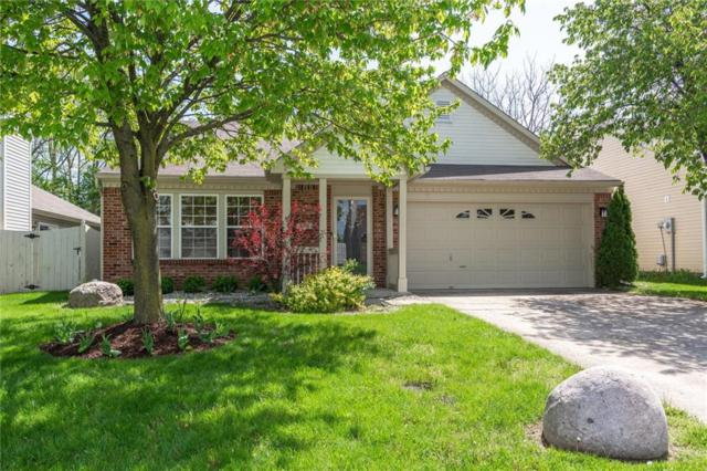 9225 Crossing Drive, Fishers, IN 46037 (MLS #21638232) :: The Evelo Team