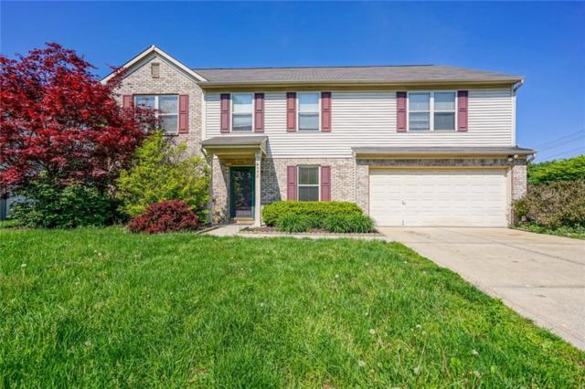 976 Stonebridge Drive, Avon, IN 46123 (MLS #21638249) :: The Indy Property Source