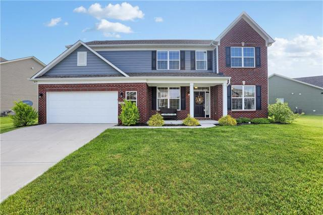 205 Dovetree Drive, Danville, IN 46122 (MLS #21638276) :: Mike Price Realty Team - RE/MAX Centerstone