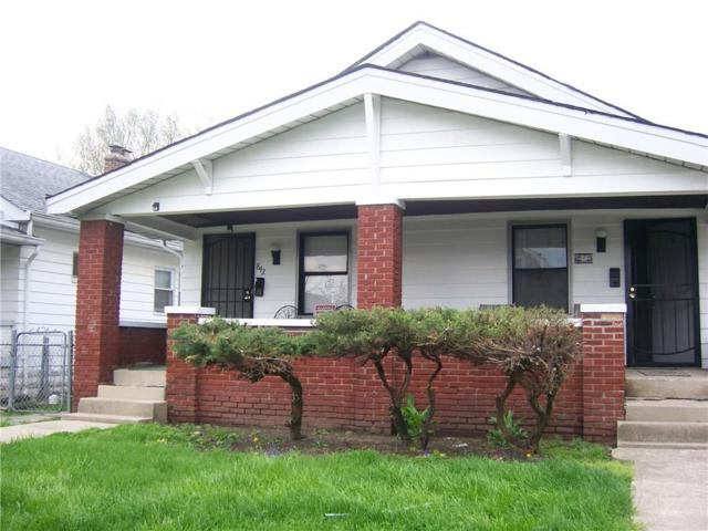 953 N Chester Avenue, Indianapolis, IN 46201 (MLS #21638356) :: AR/haus Group Realty